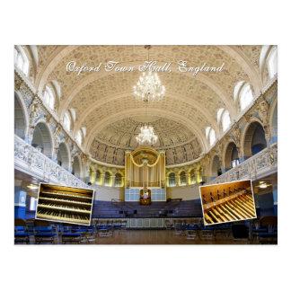 Órgano de Oxford Postales