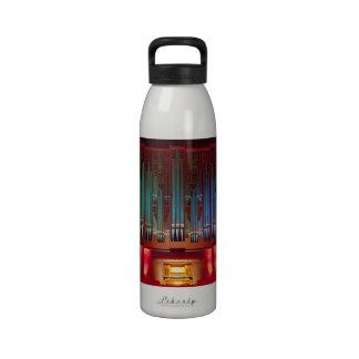 Órgano del ayuntamiento de Christchurch Botellas De Agua Reutilizables