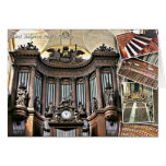 Órgano del St Sulpice Tarjetas