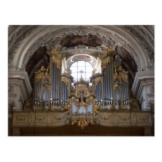 Órgano Dominikanerkirche