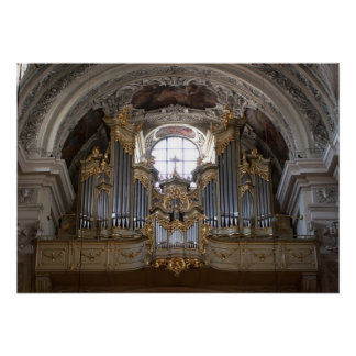 Órgano Dominikanerkirche Posters