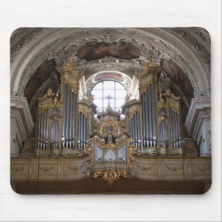 Órgano Dominikanerkirche Tapete De Ratones