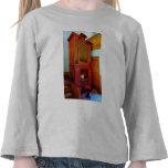 Órgano en iglesia camiseta