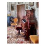 Órgano en sala del Victorian Postal