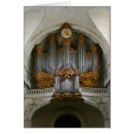 Órgano en St Roch, París Felicitaciones