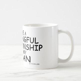 Órgano significativo de la relación taza de café