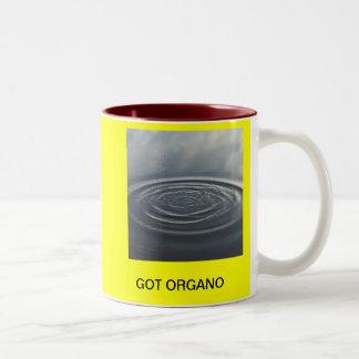 ORGANO Two-Tone COFFEE MUG