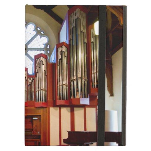 Órganos perdidos de Christchurch, Nueva Zelanda