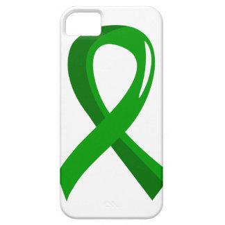 Organspende-grünes Band 3 iPhone SE/5/5s Case