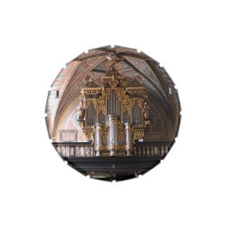 Orgel Pfarrkirche St.Wolfgang am Wolfgangsee Candy Tin