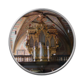 Orgel Pfarrkirche St.Wolfgang am Wolfgangsee Jelly Belly Tins