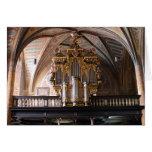 Orgel Pfarrkirche St.Wolfgang Wolfgangsee Tarjeta Pequeña