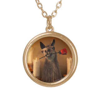 Orgle Gold Plated Necklace