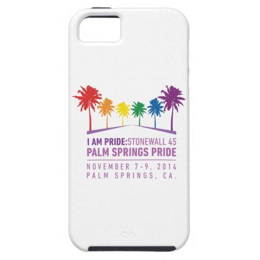 Orgullo 2014 del Palm Springs iPhone 5 Fundas