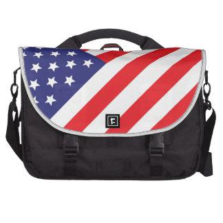 Orgullo americano bolsas de portátil