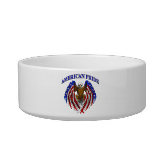 Orgullo americano Eagle Comedero Para Mascota