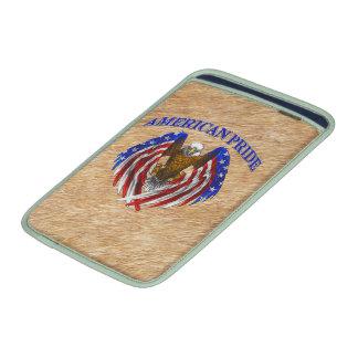 Orgullo americano Eagle Funda Macbook Air