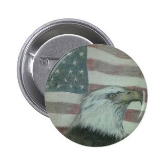 Orgullo americano Eagle Pins