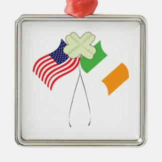 Orgullo americano irlandés ornato