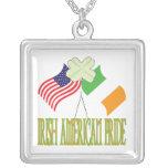 Orgullo americano irlandés grimpola