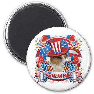 Orgullo americano Jack Russell Iman De Nevera
