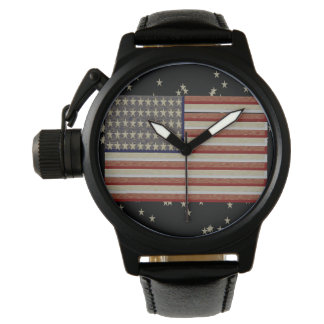 Orgullo americano relojes de pulsera