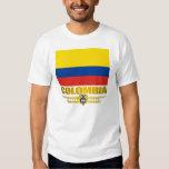 """""""Orgullo"""" Apperal de Colombia Playera"""