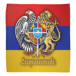 Orgullo armenio bandana