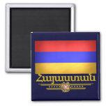 Orgullo armenio imán
