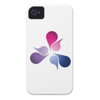 ORGULLO BISEXUAL ESTALLADO - .PNG iPhone 4 COBERTURAS