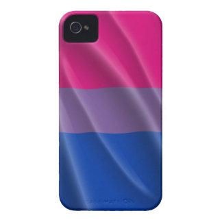 ORGULLO BISEXUAL iPhone 4 Case-Mate PROTECTORES