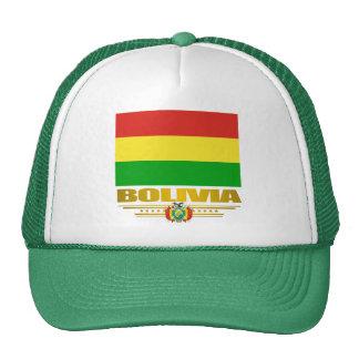 """""""Orgullo boliviano """" Gorro De Camionero"""