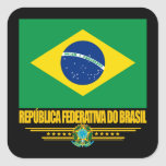 Orgullo brasileño colcomania cuadrada