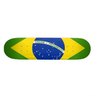 Orgullo brasileño patin personalizado