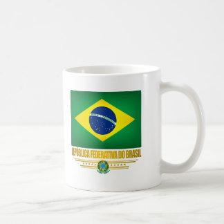 """Orgullo brasileño "" Taza Clásica"