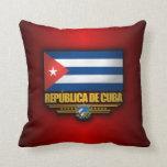 Orgullo cubano almohadas