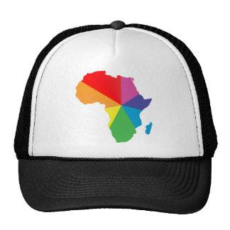 orgullo de África Gorro De Camionero