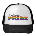 Orgullo de Alabama Gorras De Camionero