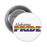 Orgullo de Alabama Pin