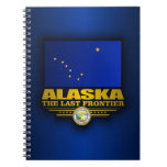 Orgullo de Alaska Libretas