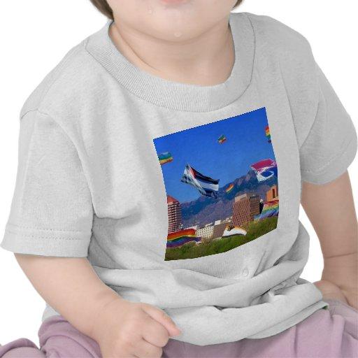 Orgullo de Albuqerque Camiseta