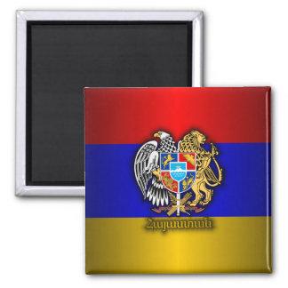 Orgullo de Armenia Imán De Frigorífico