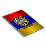 Orgullo de Armenia Libro De Apuntes
