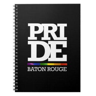 ORGULLO DE BATON ROUGE -- png Libros De Apuntes