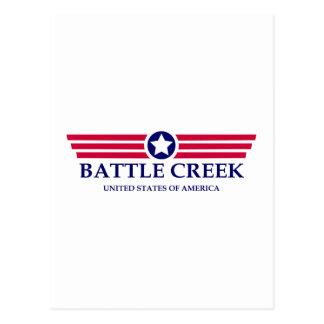 Orgullo de Battle Creek Tarjetas Postales