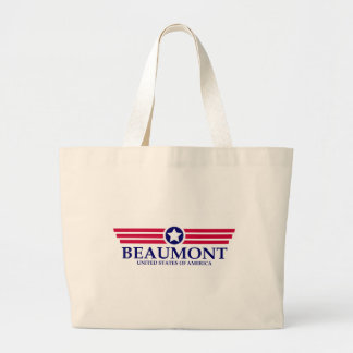 Orgullo de Beaumont Bolsa Tela Grande