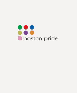Orgullo de Boston 3/4 raglán Playera