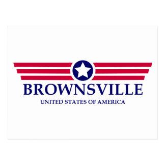 Orgullo de Brownsville Postal