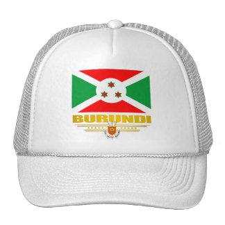 Orgullo de Burundi Gorra