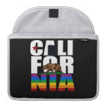 ORGULLO DE CALIFORNIA - .PNG FUNDAS PARA MACBOOK PRO